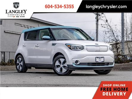 2017 Kia Soul EV EV (Stk: M557726A) in Surrey - Image 1 of 24