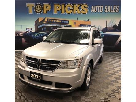 2011 Dodge Journey Canada Value Package (Stk: 538673) in NORTH BAY - Image 1 of 23