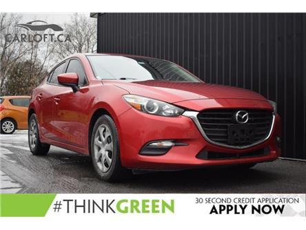 2017 Mazda Mazda3 GX (Stk: B6614) in Kingston - Image 1 of 24