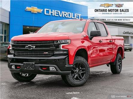 2021 Chevrolet Silverado 1500 LT Trail Boss (Stk: T1105445) in Oshawa - Image 1 of 18