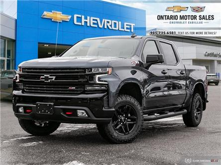 2021 Chevrolet Silverado 1500 LT Trail Boss (Stk: T1153247) in Oshawa - Image 1 of 18