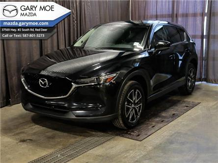 2017 Mazda CX-5 GT (Stk: MP9934) in Red Deer - Image 1 of 25