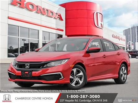 2021 Honda Civic LX (Stk: 21460) in Cambridge - Image 1 of 24