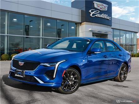 2021 Cadillac CT4 Sport (Stk: 152442) in London - Image 1 of 27