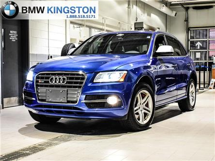 2016 Audi SQ5 3.0T Technik (Stk: 21009A) in Kingston - Image 1 of 29