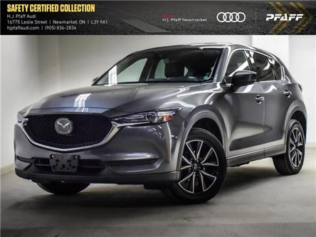 2018 Mazda CX-5 GT (Stk: A13465A) in Newmarket - Image 1 of 22