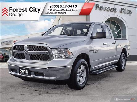 2018 RAM 1500 SLT (Stk: DT0068) in Sudbury - Image 1 of 18