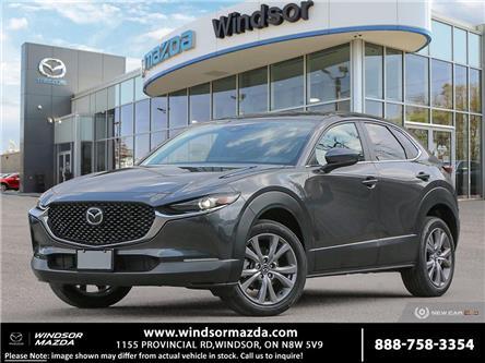 2021 Mazda CX-30 GS (Stk: X30037) in Windsor - Image 1 of 23