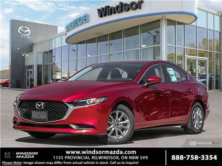 2021 Mazda Mazda3 GX (Stk: M38324) in Windsor - Image 1 of 23