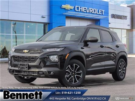 2021 Chevrolet TrailBlazer ACTIV (Stk: 210221) in Cambridge - Image 1 of 23