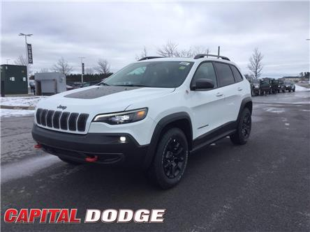 2021 Jeep Cherokee Trailhawk (Stk: M00104) in Kanata - Image 1 of 29