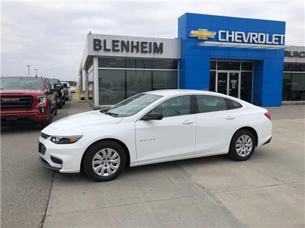 2016 Chevrolet Malibu L (Stk: M007A) in Blenheim - Image 1 of 17
