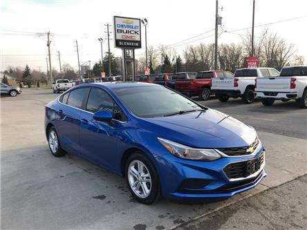 2018 Chevrolet Cruze LT Auto (Stk: L007B) in Blenheim - Image 1 of 15