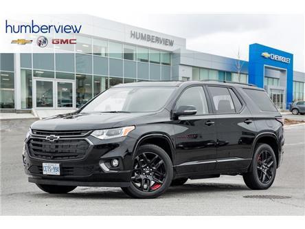 2021 Chevrolet Traverse Premier (Stk: 21TZ003) in Toronto - Image 1 of 22