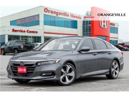 2018 Honda Accord Touring (Stk: C20044A) in Orangeville - Image 1 of 22