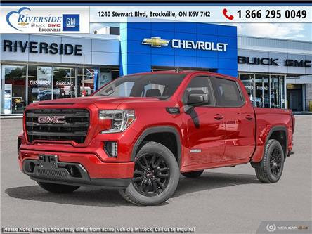 2021 GMC Sierra 1500 Elevation (Stk: 21-092) in Brockville - Image 1 of 23