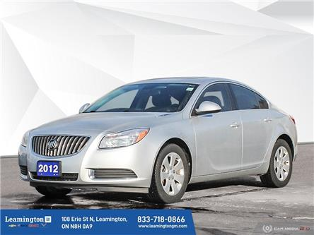 2012 Buick Regal Base (Stk: 19-235A) in Leamington - Image 1 of 30