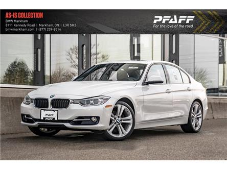 2014 BMW 328i xDrive (Stk: U13801) in Markham - Image 1 of 21