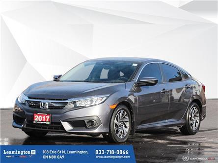 2017 Honda Civic EX (Stk: U4571A) in Leamington - Image 1 of 30
