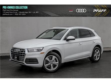 2019 Audi Q5 45 Progressiv (Stk: C7920) in Woodbridge - Image 1 of 21