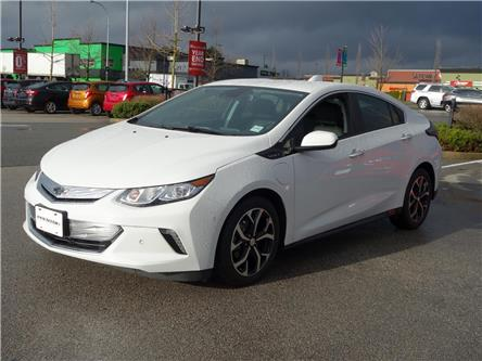 2018 Chevrolet Volt Premier (Stk: 8026340) in Langley City - Image 1 of 6