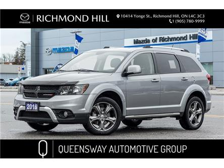 2016 Dodge Journey Crossroad (Stk: P0562) in Richmond Hill - Image 1 of 22