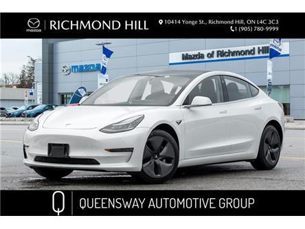 2020 Tesla Model 3 Standard Range (Stk: P0569) in Richmond Hill - Image 1 of 22