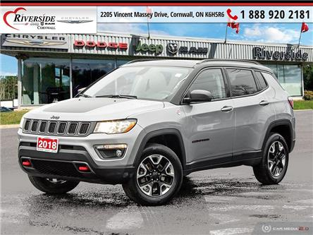 2018 Jeep Compass Trailhawk (Stk: N20211B) in Cornwall - Image 1 of 26