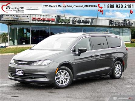 2017 Chrysler Pacifica LX (Stk: V11001) in Cornwall - Image 1 of 27