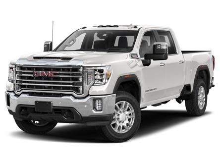 2020 GMC Sierra 2500HD SLT (Stk: L20525) in Calgary - Image 1 of 9