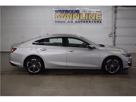 2021 Chevrolet Malibu LT (Stk: M01095) in Watrous - Image 1 of 43