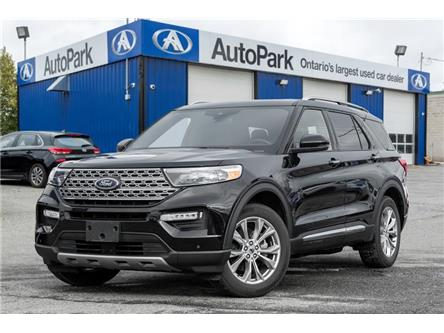 2020 Ford Explorer Limited (Stk: 20-86417R) in Georgetown - Image 1 of 22