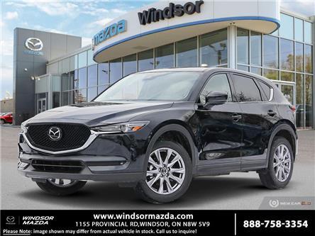 2021 Mazda CX-5 GT (Stk: C55625) in Windsor - Image 1 of 23