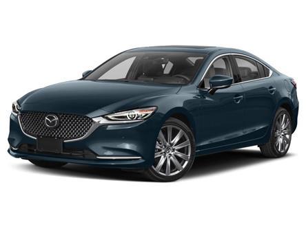 2021 Mazda MAZDA6 Signature (Stk: M64456) in Windsor - Image 1 of 9