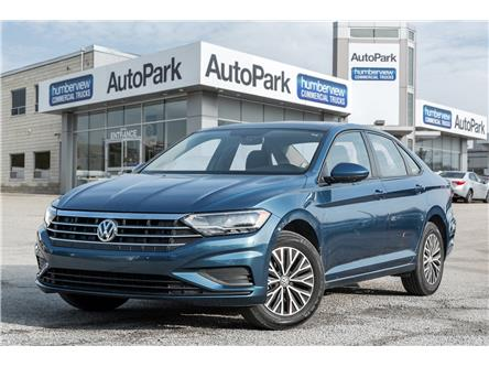 2019 Volkswagen Jetta 1.4 TSI Highline (Stk: APR9758) in Mississauga - Image 1 of 19