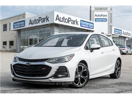 2019 Chevrolet Cruze LT (Stk: APR9652) in Mississauga - Image 1 of 18