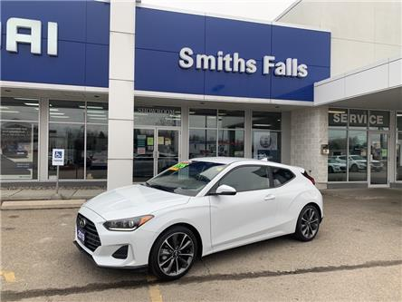 2019 Hyundai Veloster 2.0 GL (Stk: P32131) in Smiths Falls - Image 1 of 9