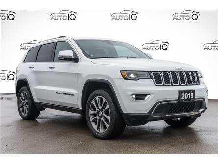 2018 Jeep Grand Cherokee Limited (Stk: 10765U) in Innisfil - Image 1 of 30