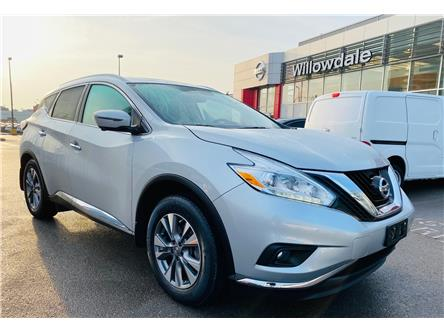 2016 Nissan Murano SL (Stk: C35712) in Thornhill - Image 1 of 19