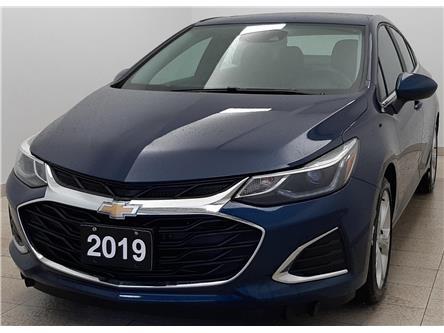 2019 Chevrolet Cruze Premier (Stk: 01107A) in Sudbury - Image 1 of 13