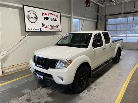 2019 Nissan Frontier Midnight Edition (Stk: P0859) in Owen Sound - Image 1 of 12