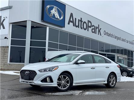 2019 Hyundai Sonata ESSENTIAL (Stk: 19-47662RJB) in Barrie - Image 1 of 25