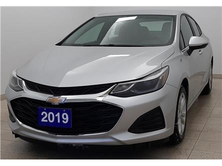 2019 Chevrolet Cruze LT (Stk: 01101A) in Sudbury - Image 1 of 12