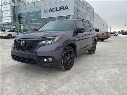 2019 Honda Passport Sport (Stk: A4341) in Saskatoon - Image 1 of 22
