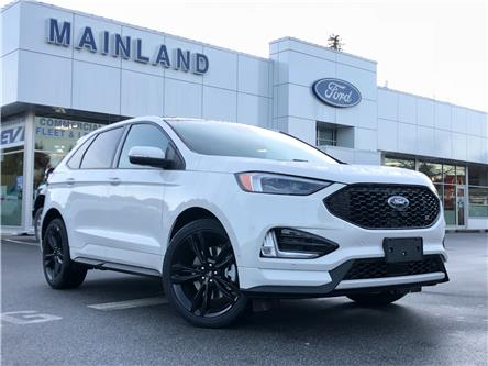 2020 Ford Edge ST (Stk: 20ED8547) in Vancouver - Image 1 of 30