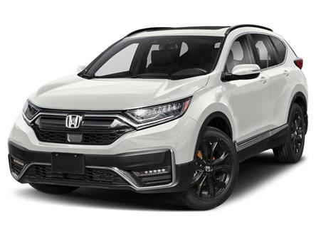 2021 Honda CR-V Black Edition (Stk: M0050) in London - Image 1 of 9