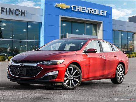 2021 Chevrolet Malibu RS (Stk: 152889) in London - Image 1 of 28