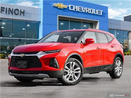 2021 Chevrolet Blazer True North (Stk: 152255) in London - Image 1 of 28