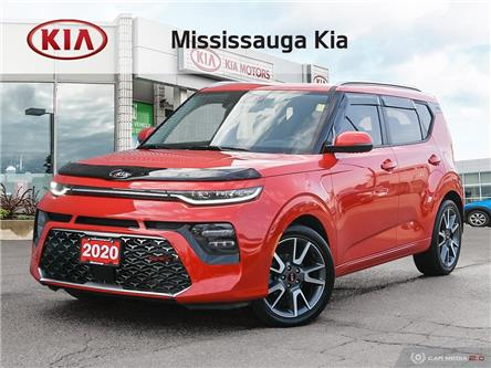 2020 Kia Soul GT-Line Limited (Stk: 1460P) in Mississauga - Image 1 of 27