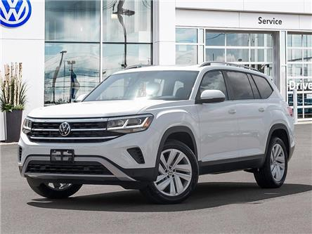 2021 Volkswagen Atlas 3.6 FSI Highline (Stk: A21031) in Sault Ste. Marie - Image 1 of 23